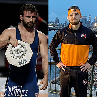Gabe Dean on Olympic Run and Seth Gross on Duals, Events