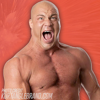 Exclusive Interview with NCAA, World, Olympic and WWE Champion Kurt Angle