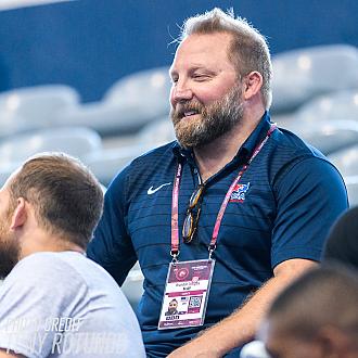 Coach Brandon Slay on Jordan Burroughs, Mark Hall & His Norway Trip